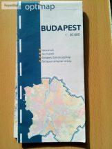 Budapest térkép optimap