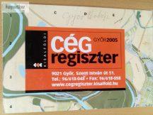 Győr cégregiszter 2005