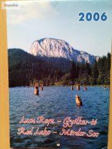 Gyilkos tó naptár 2006