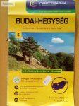 Budai hegység térkép