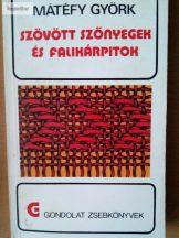 Mátéfy Györk: Szövött szőnyegek és falikárpitok