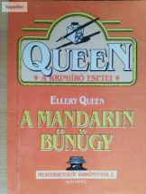 Ellery Queen: A mandarin bűnügy
