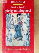 Petz György: Kérdések és válaszok a görög mitológiáról
