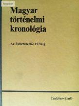 Gunst Péter (szerk.): Magyar történelmi kronológia