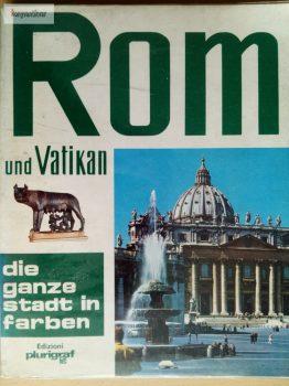Loretta Santini: Rom und Vatikan