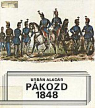 Urbán Aladár Pákozd, 1848