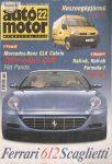 Autó-motor 22. szám 2003.nov.5