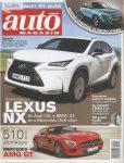 Autó magazin 2014.november