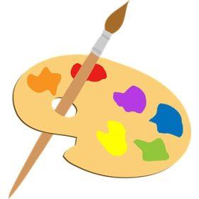 Fiatal művészek alkotásai
