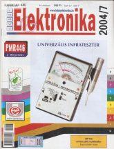 Elektronika 2004. július