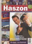 Haszon magazin 2003. 01