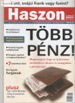 Haszon magazin 2004. 10