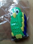 Hűtőmágnes papagáj