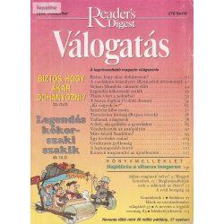 Reader's Digest Válogatás 1994. november