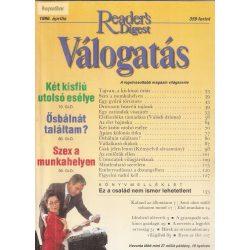 Reader's Digest Válogatás 1996. április