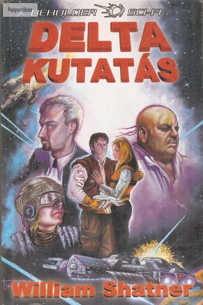 William Shatner: Delta kutatás