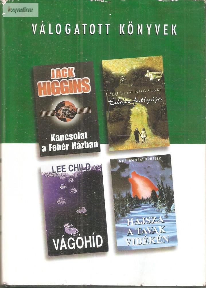 Válogatott könyvek 2001.