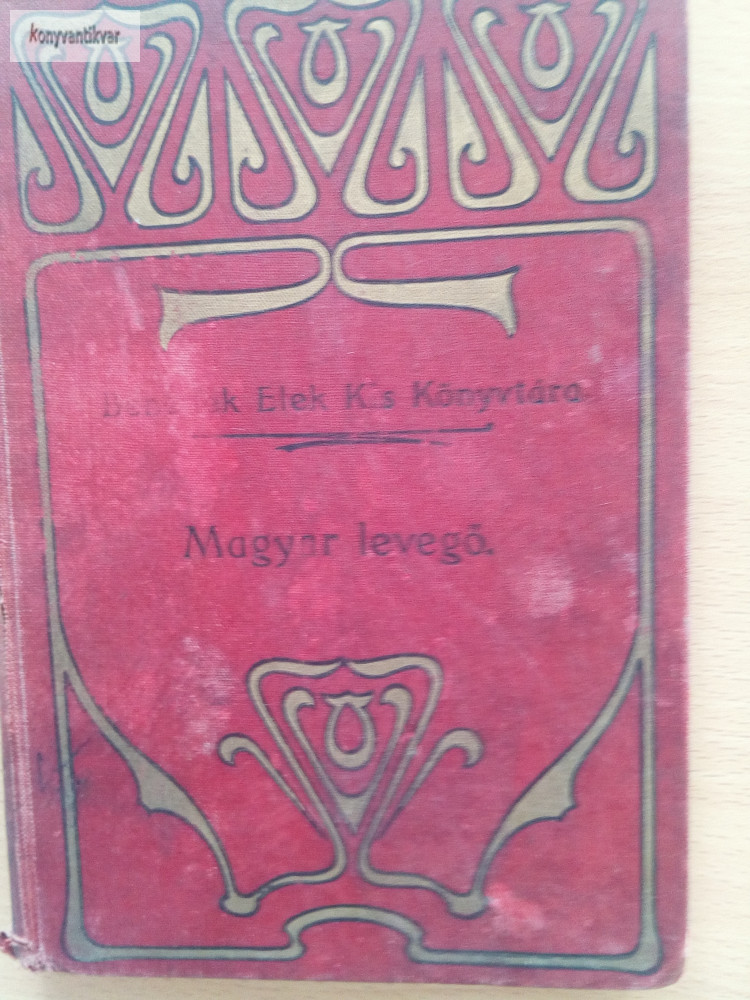 Magyar levegő (Benedek Elek Kis Könyvtára)