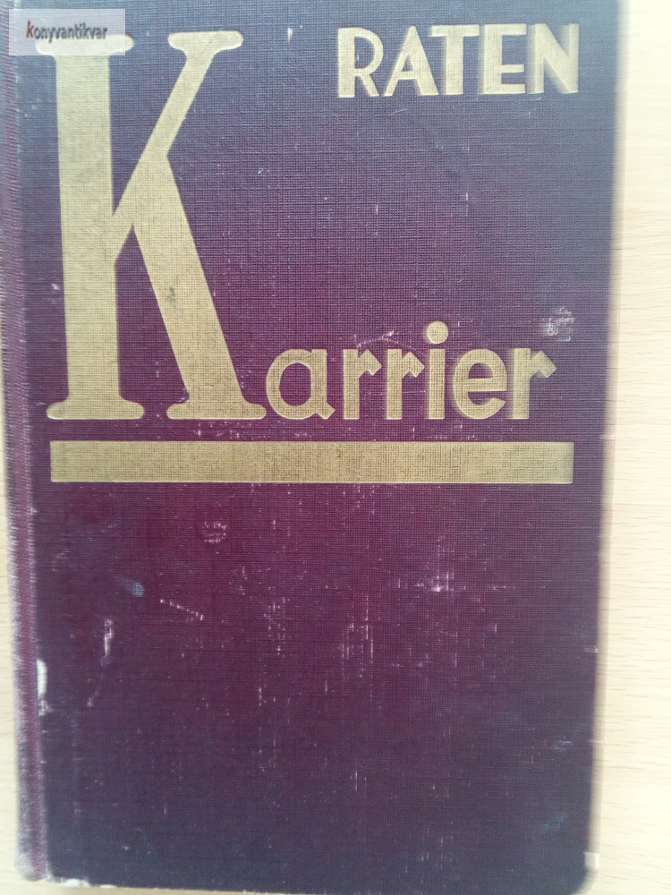 Raten: Karrier