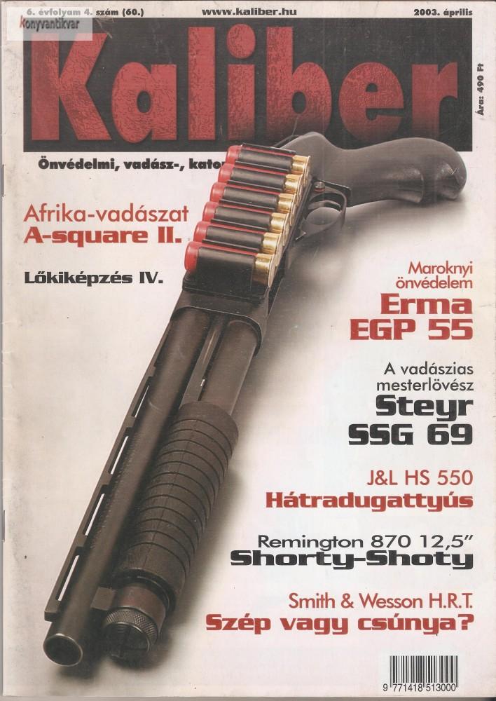 Kaliber 2003. április
