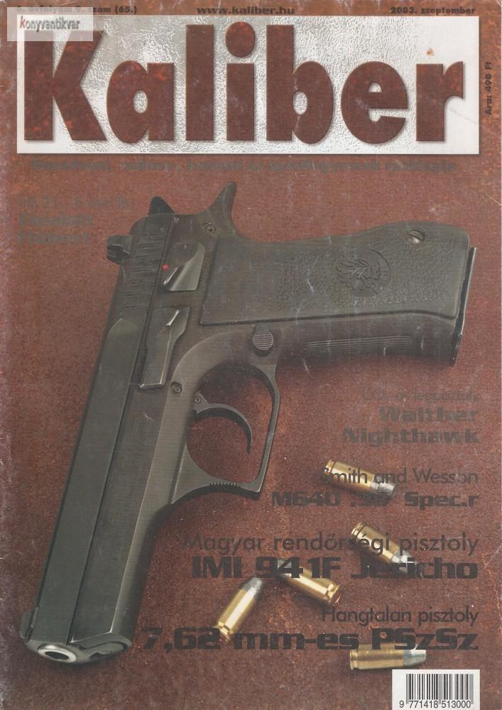 Kaliber 2003. szeptember