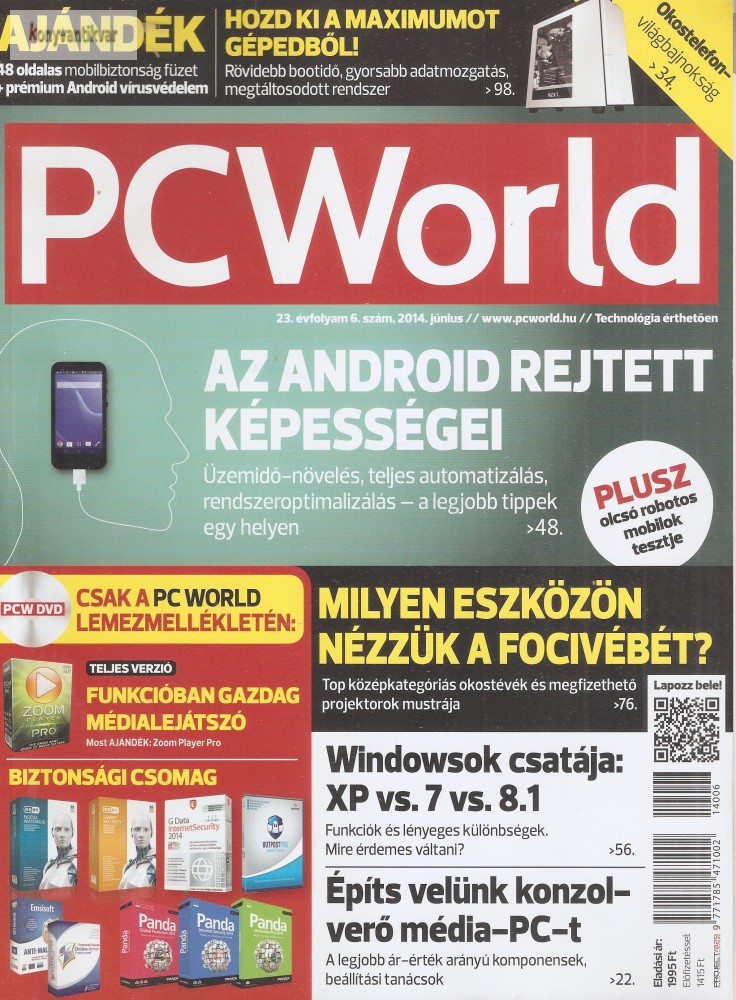 PC World 2014. június