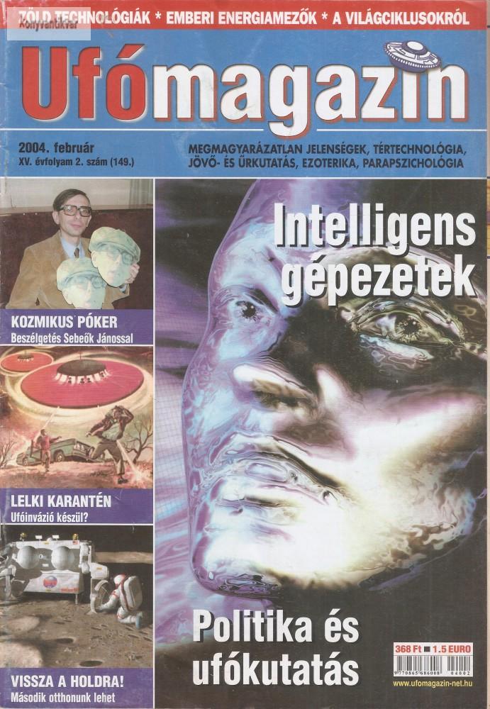 Ufomagazin 2004. február