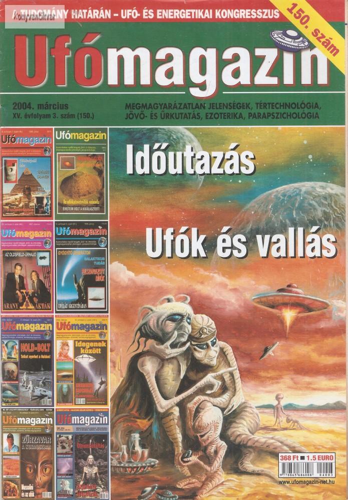 Ufomagazin 2004. március